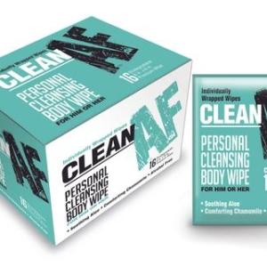 Clean AF Lingette